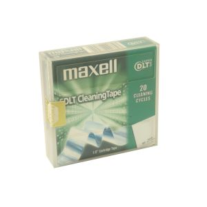 Maxell SDLT Cleaning Tape Cartridge (183710) NEU