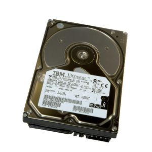 IBM Ultrastar 36LP DPSS-309170 P/N: 07N3120 9 GB